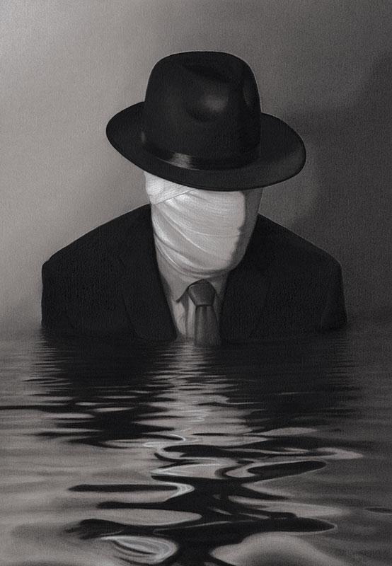 Dirk Dzimirsky Hyperrealism